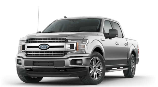 New 2019 Ford F-150 XLT Truck SuperCrew Cab For Sale in Waycross